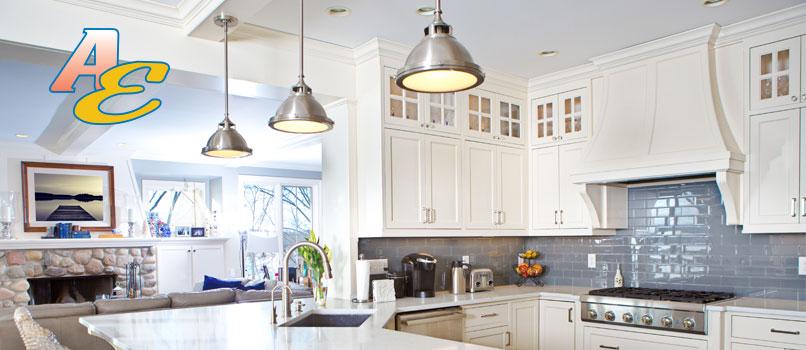 Open Concept Kitchen Design Advantage Electic